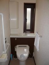 権現堂・6LDK+3N・戸建貸家・トイレ