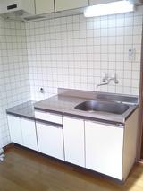 エトワール野田・2LDK・アパート・キッチン
