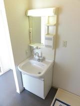 シティフローラル・2LDK・アパート・洗面