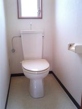 ムーンリットファウンテン・2K・アパート・トイレ