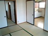 コーポスズキAB・3K・アパート・室内2
