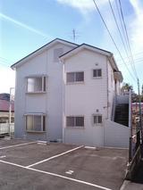 ムーンリットファウンテン・2K・アパート・外観2