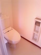 ソラティーオ�・�・1LDK・アパート・トイレ