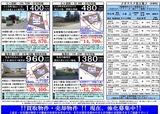 8/30(金)河北新報 折込広告・裏面