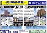 8/30(金)河北新報 折込広告・表面