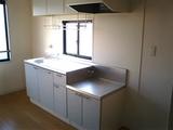 ピースフル・2DK・アパート・キッチン