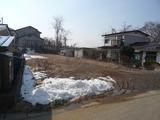 塩釜市大日向町・大型148坪・住宅用地・外観3