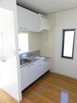 シティフローラル・2LDK・アパート・キッチン