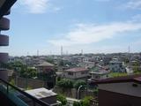 エクレール塩釜赤坂ヒルズ・2F角部屋・3LDK・M・南西側眺望