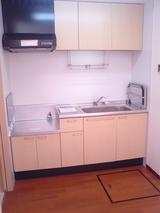 ソラティーオ�・�・1LDK・アパート・キッチン