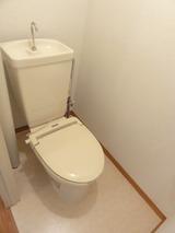 スズキレジデンス・3K・アパート・トイレ