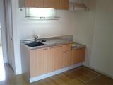 グレイスコート・3DK・アパート・キッチン