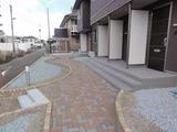 シャーメゾンSUKEYA・アパート・2LDK・共用通路
