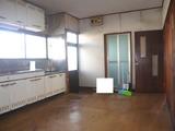 塩釜市母子沢町・大型8DK・中古住宅・キッチン