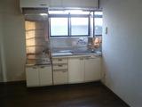 コーポおばた・3DK・アパート・キッチン