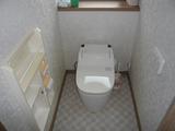 玉川2丁目・積水ハウス施工4SLDK・中古住宅・1Fトイレ