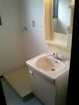 コーポスズキAB・3K・アパート・洗面