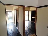 加瀬字十三塚・3K棟割貸家・室内2