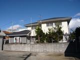 塩釜市新富町・大型4SLDK・中古住宅・外観2