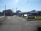 七ヶ浜町境山二丁目・更地105坪・実測売買・住宅用地・外観4