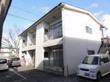 パークサイドA・2K・アパート・外観