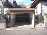 塩釜市母子沢町・大型8DK・中古住宅・未登記車庫