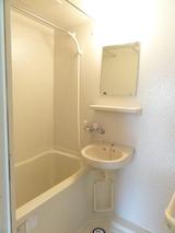 マーメゾンB・1K・アパート・浴室