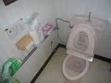 塩釜市母子沢町・大型8DK・中古住宅・トイレ