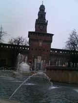 ミラノ・スフォルツェスコ城