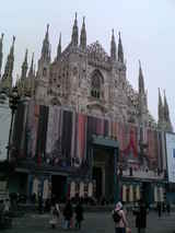 ミラノ大聖堂1