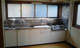 母子沢町・4DK・戸建貸家・キッチン
