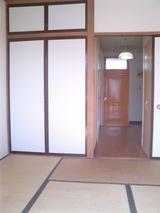 本町・ベルハウス・室内