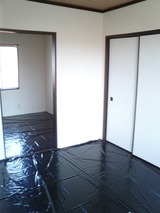 サンコーポ・3K・アパート・室内