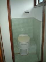 境山2丁目・3K勝棟割貸家・トイレ