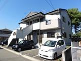 レジデンスAKAMA・2DK・アパート・外観