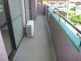 エクレール塩釜赤坂ヒルズ・2F角部屋・3LDK・M・バルコニー