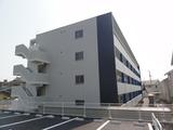 ドエル多賀城・2LDK・マンション・外観2