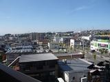 朝日プラザ駅前通・4F-C・2DK・780・M・北側眺望1