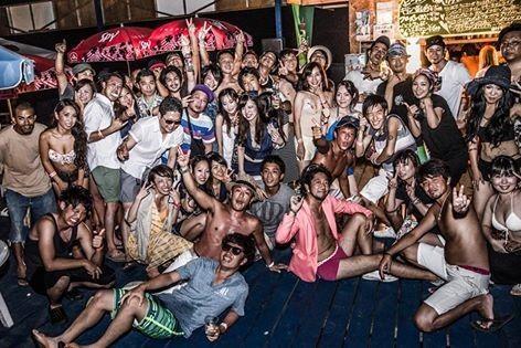 ビーチパーティ5