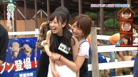 【欅坂46】この2人が相思相愛だったらいいのになって思うメンバー