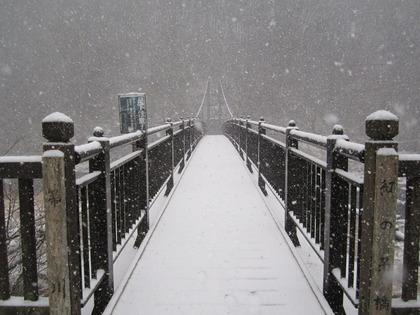 『今朝の雪』