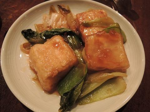 180126d凍り豆腐とネギ