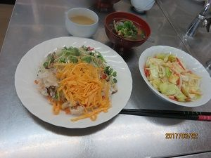 料理採用の2