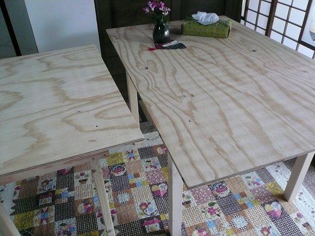P1060338手作りテーブル20