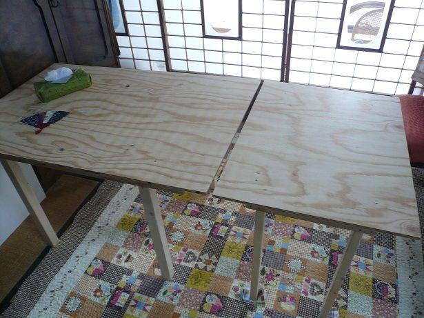 P1060341手作りテーブル20