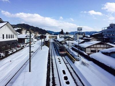 J飛騨古川駅