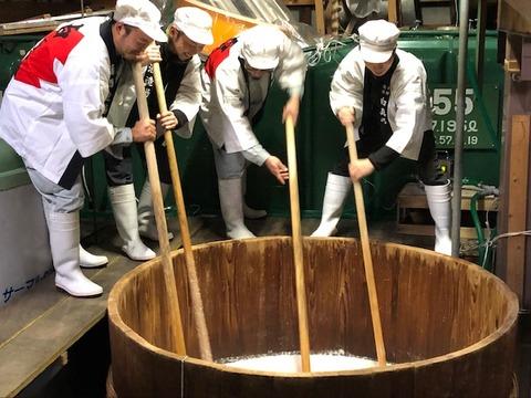 木桶櫂入れ20190108