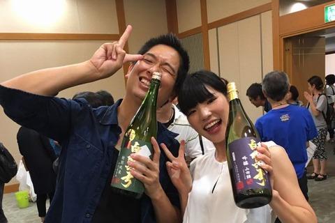 岐阜の酒2016岐阜会場