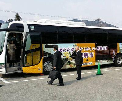 飛騨市バス3