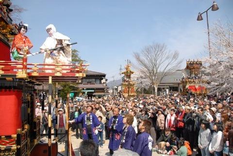 子供歌舞伎(観光サイト画像)